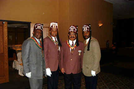 PDO Perkins, Imp Potentate, HPIP Hunter and PP Wilkins.jpg (43216 bytes)